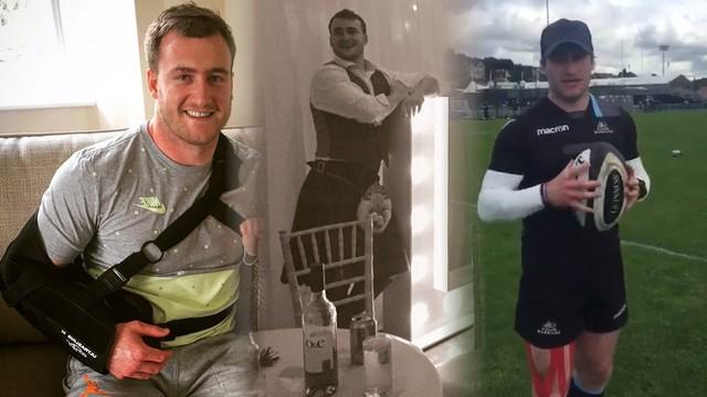Ecosse - Stuart Hogg a perdu 9 kilos en prenant une décision radicale