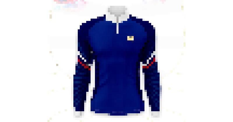 Sublime : un graphiste réinvente un maillot du XV de France sans sponsor !