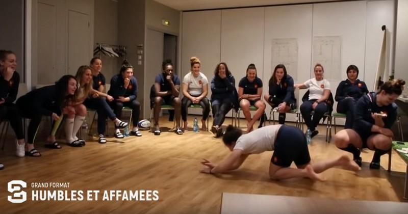 Suivez les Françaises ''humbles et affamées'' pendant tout le 6 Nations [VIDEO]