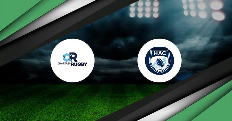 Suivez en direct le match entre le C'Chartres Rugby et le Havre [VIDÉO]