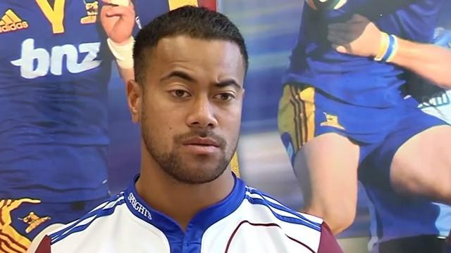 Super Rugby - Highlanders. Buxton Popoalii obligé de prendre sa retraite à seulement 24 ans