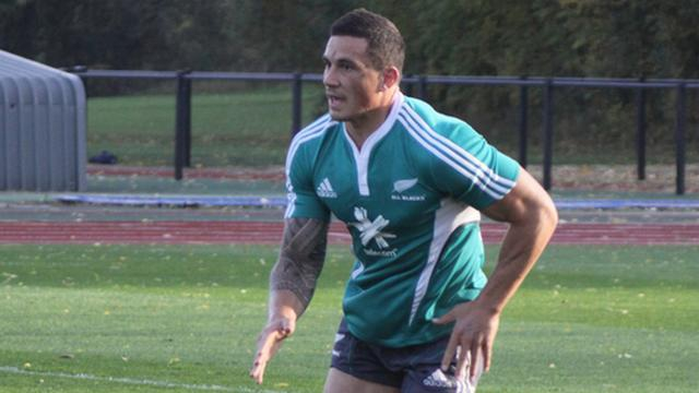 Super 15 : Sonny Bill Williams de retour à XV avec les Chiefs en 2015