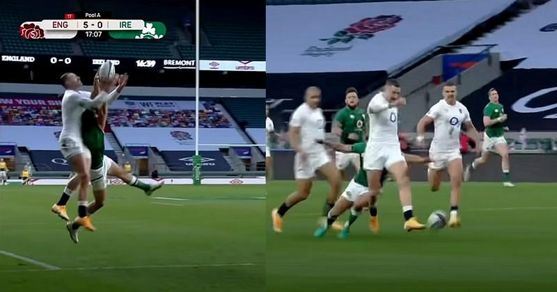 Super détente, super vitesse, May châtie l'Irlande en mode super-héros [VIDEO]