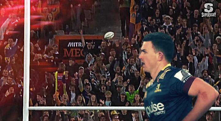 Super Rugby - Bryn Gatland crucifie les Chiefs de papa Warren à la dernière minute [VIDEO]