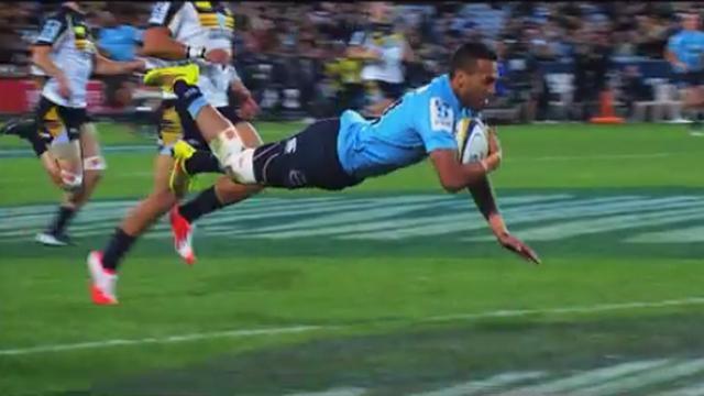VIDEO. Super Rugby - Demi-finales. Deux matchs spectaculaires à ne pas rater