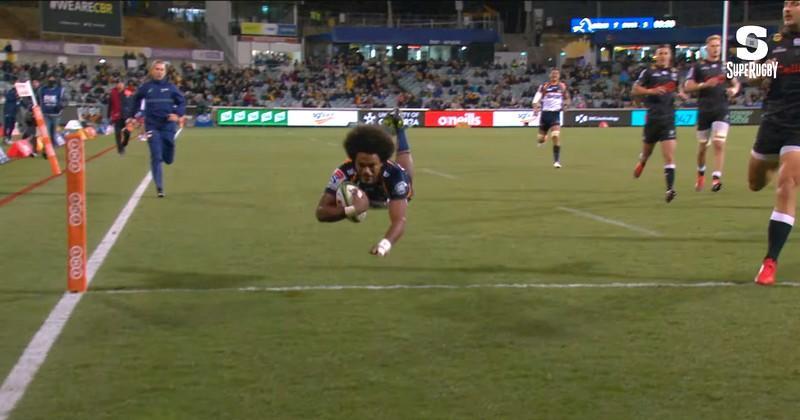Super Rugby - En cannes, les Brumbies s'envolent vers les demies aux dépens des Sharks [VIDÉO]