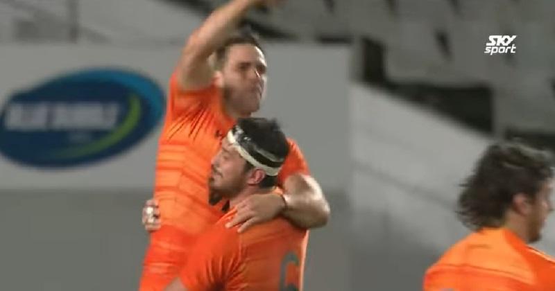 RÉSUMÉ VIDÉO. Super Rugby : exploit historique des Jaguares sur le terrain des Blues