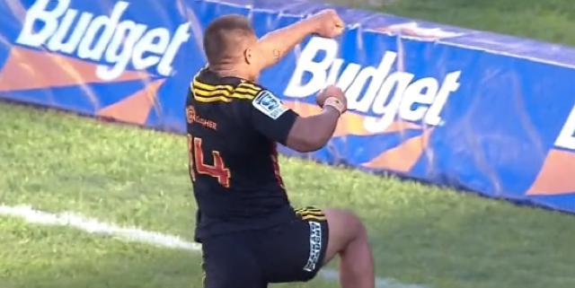 RÉSUMÉ VIDÉO. Super Rugby : L'incroyable come back des Chiefs contre les Cheetahs (43-43)