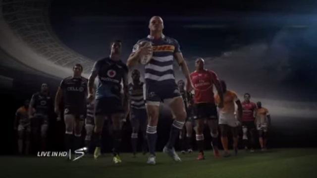 VIDEO. La bande-annonce épique du Super Rugby 2015 avec les franchises sud-africaines