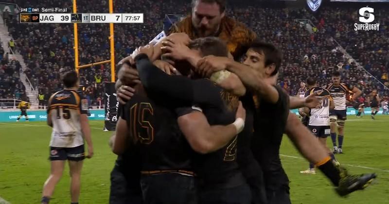Super Rugby - La saison mouvementée des Jaguares résumée en 5 matchs [VIDÉO]