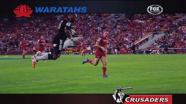 VIDEO. Super Rugby - Finale. Le pire et le meilleur des Waratahs et des Crusaders par Fox Sports