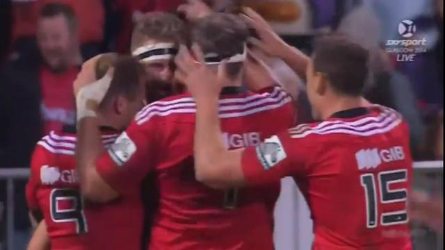 VIDEO. Super Rugby - L'excellent Kieran Read et les Crusaders surclassent les Sharks et accèdent à la finale