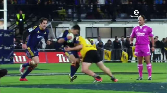 VIDEO. BEST-OF : les plus beaux plaquages du Super Rugby 2015