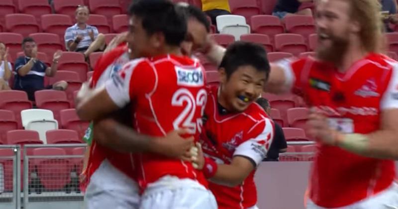 Super Rugby : les Sunwolves à la porte, retour à 14 équipes ?