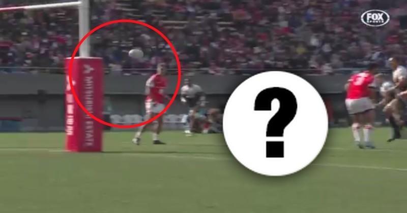 VIDÉO. Super Rugby : l'incroyable essai gag encaissé par les Sunwolves face aux Brumbies