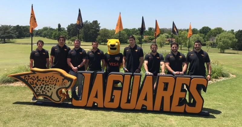 SUPER RUGBY : nouveau logo pour les Jaguares... et nouveaux maillots pour la saison 2019 !