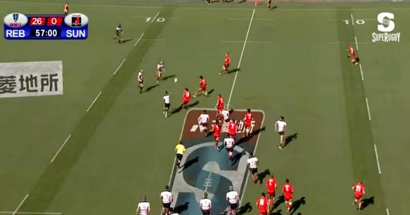 Super Rugby - Quade Cooper distribue les passes décisives comme des bonbons [VIDÉO]
