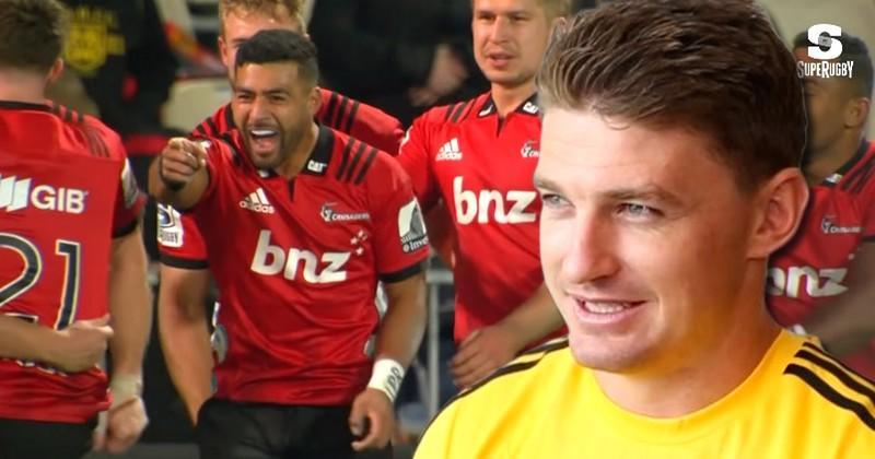 Super Rugby - Richie Mo'unga va-t-il détrôner Beauden Barrett ?