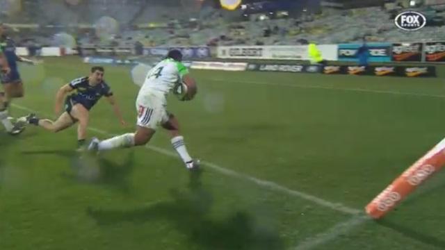 VIDEO. Super Rugby : les Highlanders assomment les Brumbies et composent leur billet pour les 1/2 finales
