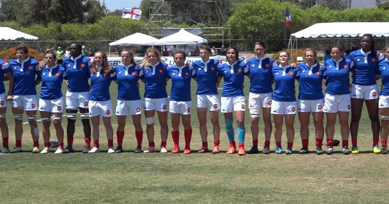 Super Series - Nouvelle rotation au sein du XV de France féminin avant les USA