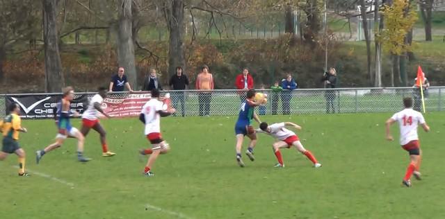 Rugby Amateur #37 : Un essai magnifique de 100m des U17 joueurs du Grand Est