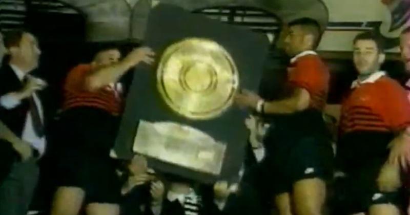 Supporters du Stade Toulousain : le documentaire ''1996, Année de légende'' est disponible gratuitement !