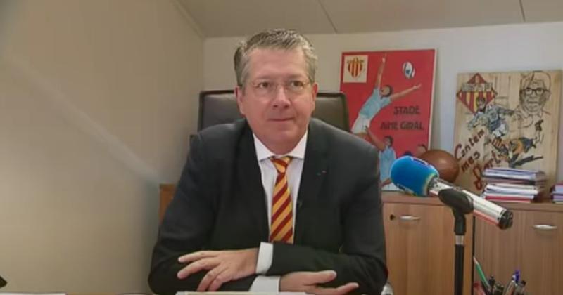 Rugby. François Rivière (USAP) s'alarme à son tour suite au report des aides de l'Etat