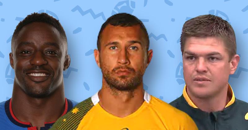 Cooper, Nyanga, Smith, ces joueurs qui ont connu un retour improbable en sélection