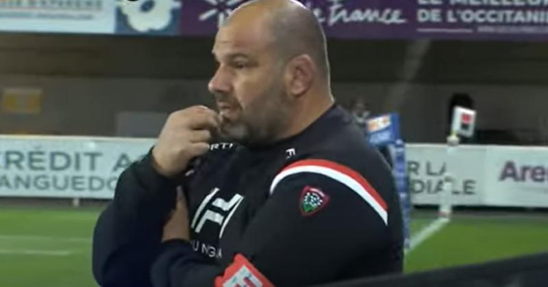 Top 14. Collazo perd une nouvelle fois ses nerfs et Toulon s'incline à Montpellier