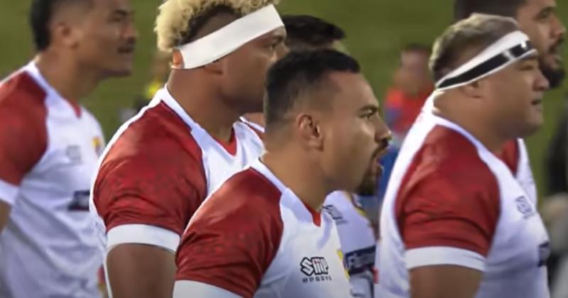 Les Tonga avec 9 pensionnaires du Top 14 et 11 de ProD2 pour défier les Barbarians français
