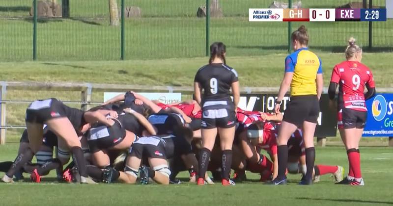 Rugby - 75 % de mêlées en moins en Angleterre grâce à des règles innovantes