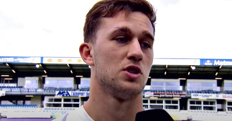 Top 14. Il a disputé ses premières minutes en pro avec Toulouse : Découvrez Romain Riguet