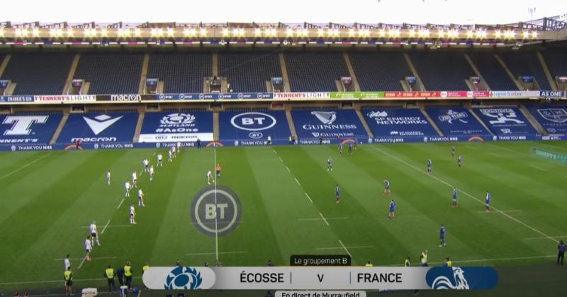 6 Nations 2021. Quand jouer France-Ecosse ?