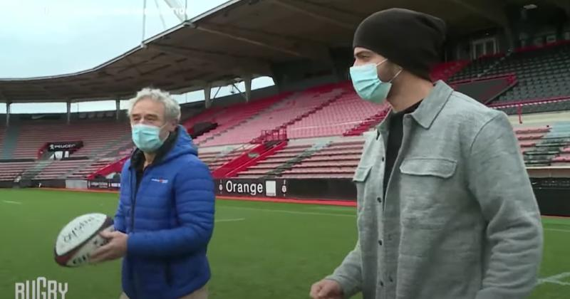 VIDEO. Top 14. Romain Ntamack sur les traces de Christophe Deylaud
