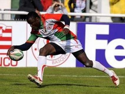 Takudzwa Ngwenya marque un triplé contre Gloucester