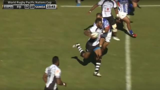 Point Transferts - Top 14. Metuisela Talebula déçoit par son comportement mais intéresse Toulouse