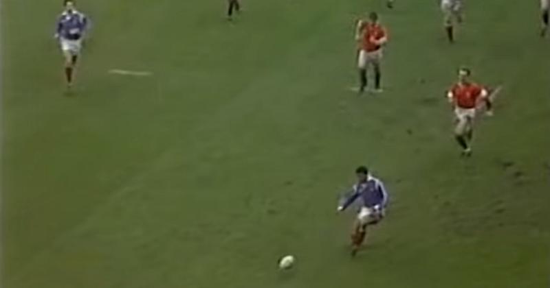 Il y a 26 ans, Ntamack connaissait sa première cap face... au Pays de Galles