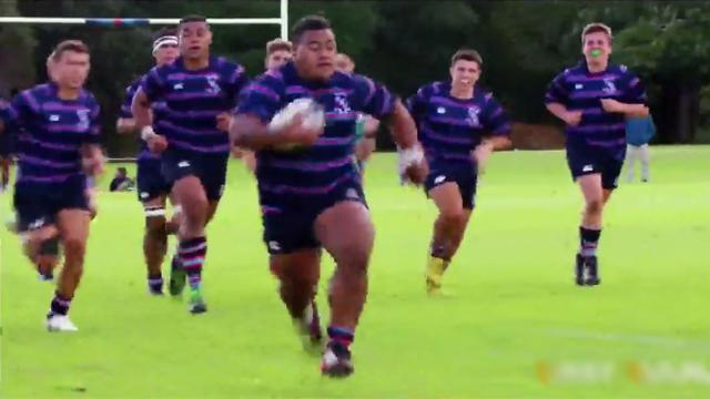 VIDEO. Le Hulk tongien Taniela Tupou fait le buzz, les clubs européens et de Super Rugby sont à l'affût pour le signer