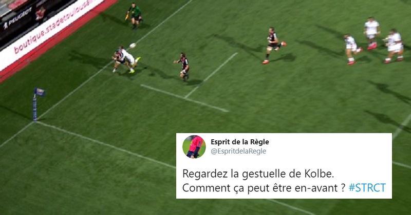 Tauzin, Neti, Takulua : les réseaux sociaux se passionnent pour Toulouse vs Toulon