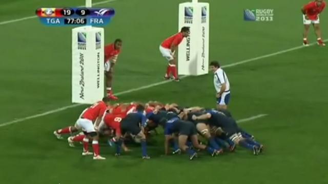 Test-match. France - Tonga : Jouez les Philippe Saint-André et composez votre huit de devant