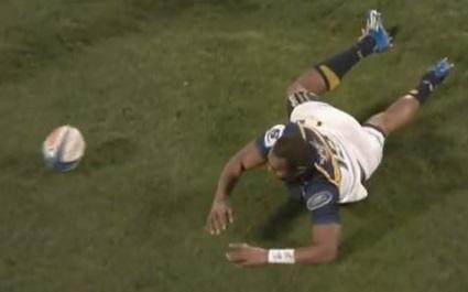 VIDEO. Tevita Kuridrani envoie les Brumbies en finale du Super Rugby