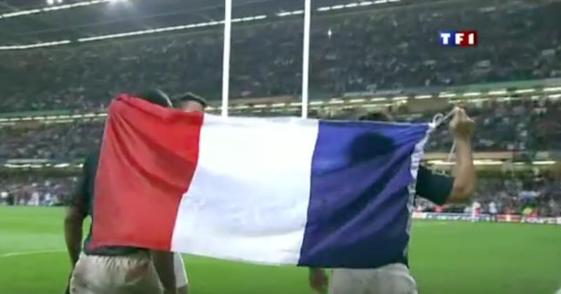 TF1 diffusera France-Italie en match préparation du XV de France
