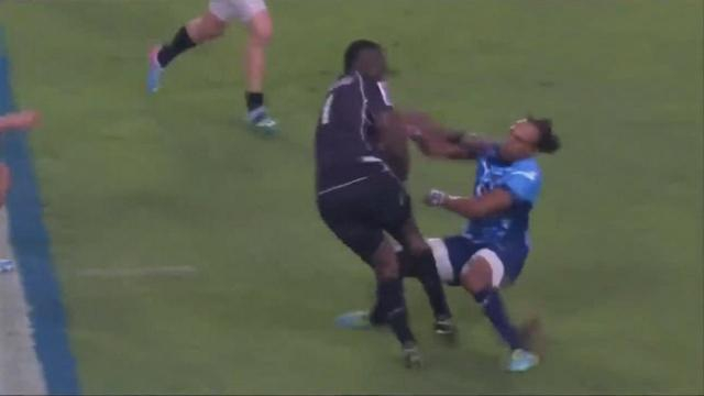 VIDEO. Tendai Mtawarira alias The Beast marche sur les Bulls en Super Rugby