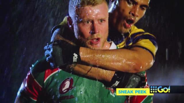 VIDEO. The NRL Rookie, l'émission de TV Réalité pour devenir... rugbyman professionnel