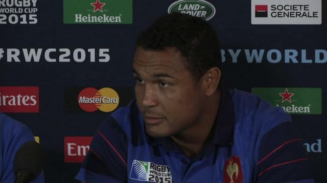 VIDEO. Coupe du monde. XV de France. Thierry Dusautoir : « Nous avons totalement confiance en Philippe »