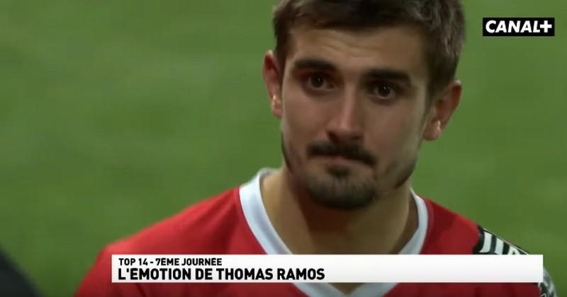 XV de France - Thomas Ramos : ''c'était clair entre le staff et moi''