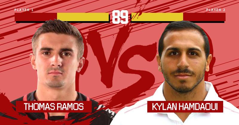 Thomas Ramos VS Kylan Hamdaoui : qui sera la surprise en n°15 chez les Bleus ?