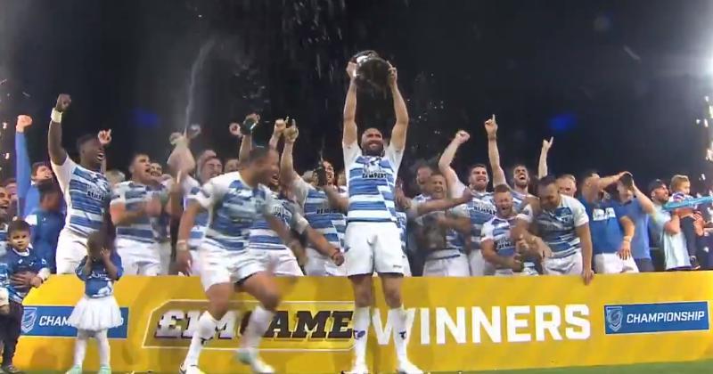 XIII. Le Toulouse Olympique remporte la finale de Championship et fonce en Super League
