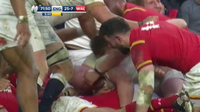 VIDEO. 6 Nations : Tomas Francis suspecté d'une fourchette sur Dan Cole, Joe Marler coupable d'insulte raciste ?