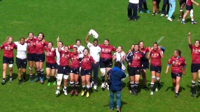 VIDEO. Top 10 Féminin. Les joueuses du MHR trop fortes pour l'AC Bobigny 93